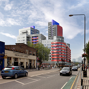 Rathbone Market Proposed View